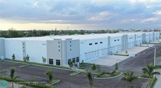 2500 Commerce Center Way, Pembroke Park, FL 33023 (MLS #F10288662) :: The MPH Team
