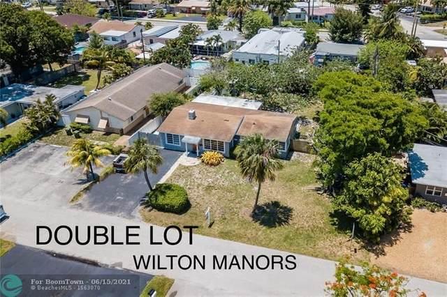 55 NE 25th St, Wilton Manors, FL 33305 (MLS #F10288733) :: Castelli Real Estate Services