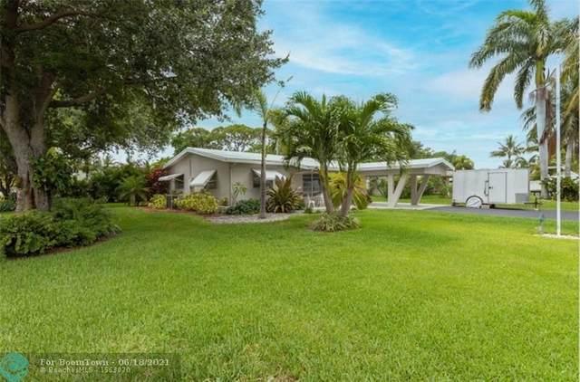 621 SE 2nd Ave, Pompano Beach, FL 33060 (#F10288751) :: The Power of 2 | Century 21 Tenace Realty