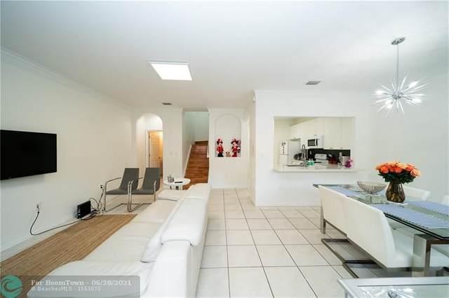 3503 Merrick Ln #13, Margate, FL 33063 (MLS #F10288977) :: Berkshire Hathaway HomeServices EWM Realty