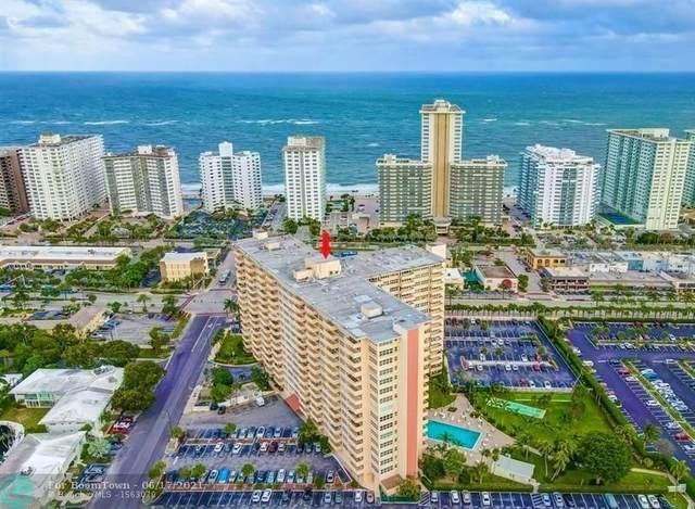 3300 NE 36th St #718, Fort Lauderdale, FL 33308 (#F10289107) :: Dalton Wade