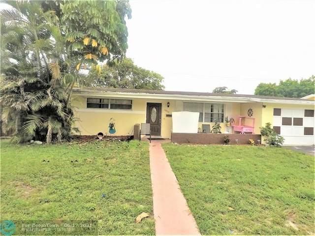 6860 NW 24TH ST, Sunrise, FL 33313 (MLS #F10289136) :: Berkshire Hathaway HomeServices EWM Realty
