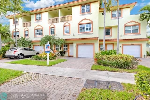 623 NE 8th Ave #623, Fort Lauderdale, FL 33304 (MLS #F10289213) :: Castelli Real Estate Services