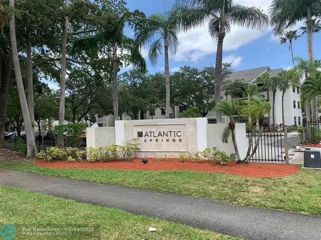 11277 W Atlantic Blvd #304, Coral Springs, FL 33071 (#F10289387) :: Dalton Wade