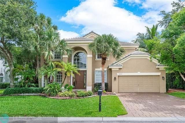 10265 NW 60th Pl, Parkland, FL 33076 (#F10289529) :: Michael Kaufman Real Estate