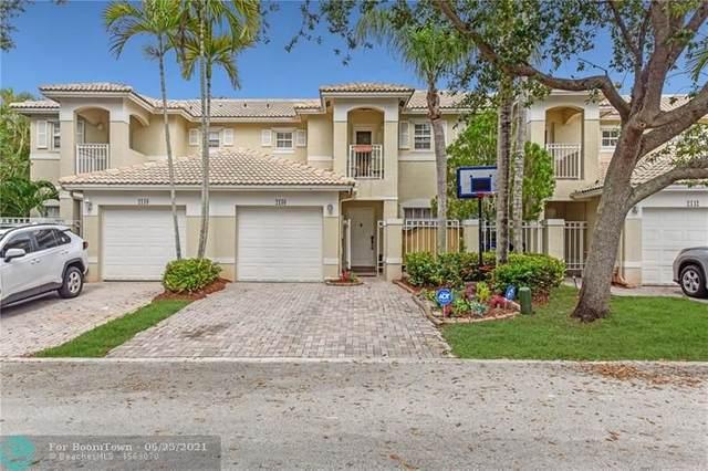 2136 NW 171st Ter, Pembroke Pines, FL 33028 (MLS #F10289659) :: Green Realty Properties