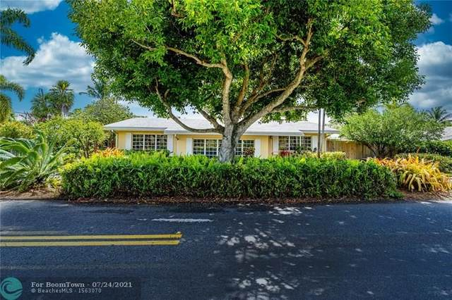 2808 NE 26th Ave, Fort Lauderdale, FL 33306 (MLS #F10290745) :: Berkshire Hathaway HomeServices EWM Realty