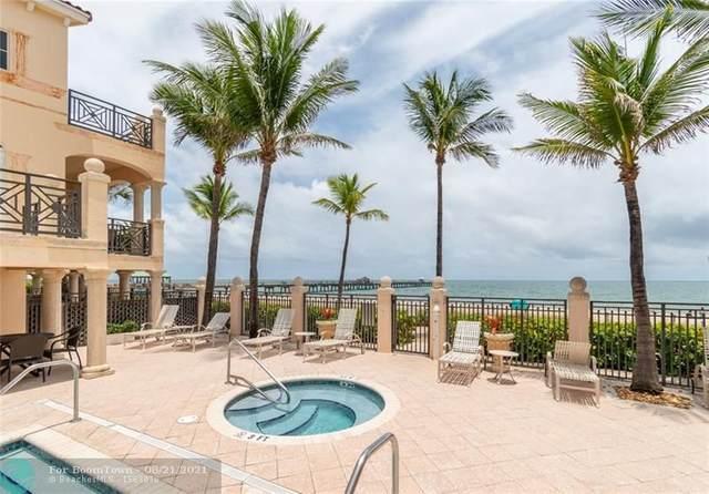 4318 El Mar Dr #406, Lauderdale By The Sea, FL 33308 (#F10290789) :: Heather Towe   Keller Williams Jupiter