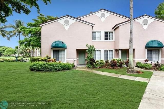 12154 Saint Andrews Pl #102, Miramar, FL 33025 (MLS #F10290813) :: Castelli Real Estate Services