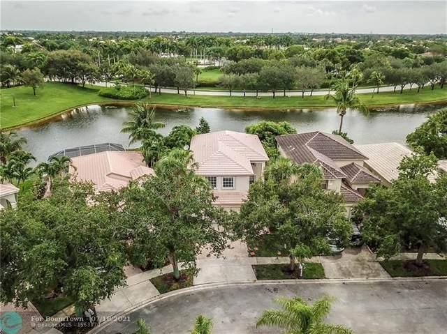 17165 NW 13th St, Pembroke Pines, FL 33028 (MLS #F10290939) :: Green Realty Properties