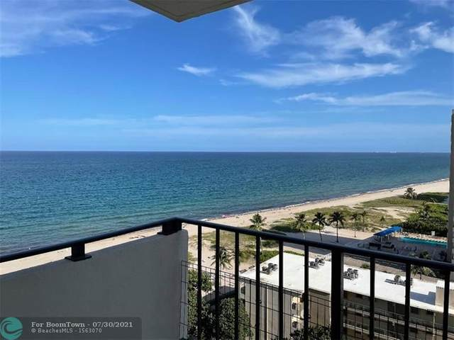 1900 S Ocean Blvd 12C, Lauderdale By The Sea, FL 33062 (#F10291334) :: DO Homes Group