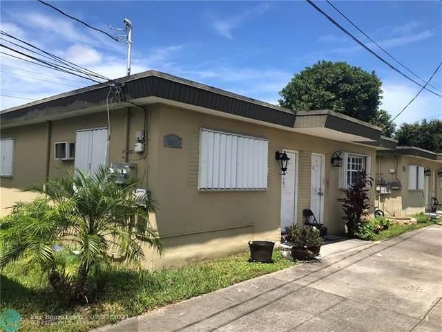 860 NW 11th Ave, Hallandale Beach, FL 33009 (MLS #F10291343) :: Green Realty Properties