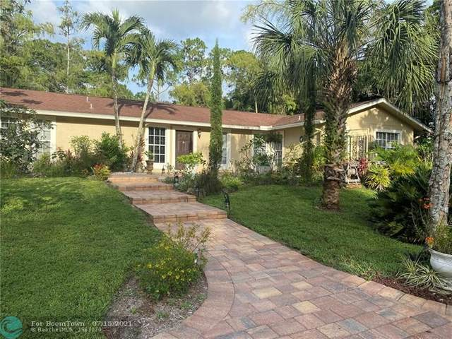 6310 NW 63rd Way, Parkland, FL 33067 (MLS #F10291624) :: The Howland Group