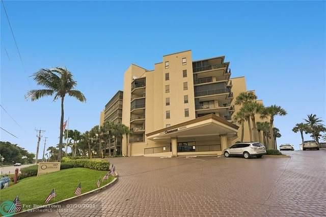 1167 Hillsboro Mile #405, Hillsboro Beach, FL 33062 (#F10291644) :: Michael Kaufman Real Estate