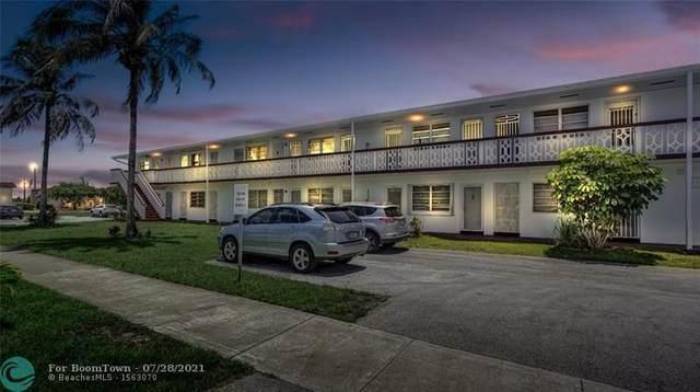 122 NE 204th St #17, Miami Gardens, FL 33179 (#F10292161) :: Dalton Wade