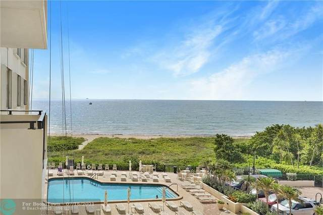 1900 S Ocean Blvd 4C, Lauderdale By The Sea, FL 33062 (#F10292677) :: DO Homes Group
