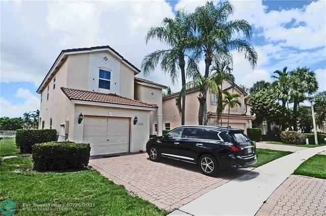 1612 SW 159th Ave, Pembroke Pines, FL 33027 (MLS #F10292844) :: The Teri Arbogast Team at Keller Williams Partners SW