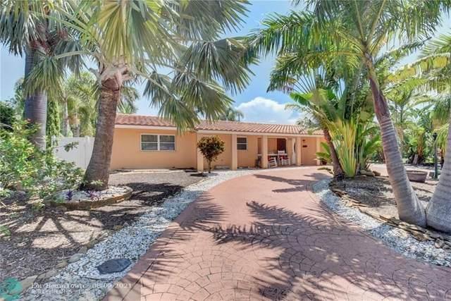 2728 NE 31st Street, Lighthouse Point, FL 33064 (MLS #F10292850) :: Berkshire Hathaway HomeServices EWM Realty