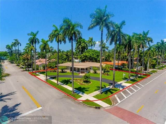 1155 Tyler St, Hollywood, FL 33019 (MLS #F10293254) :: The Howland Group