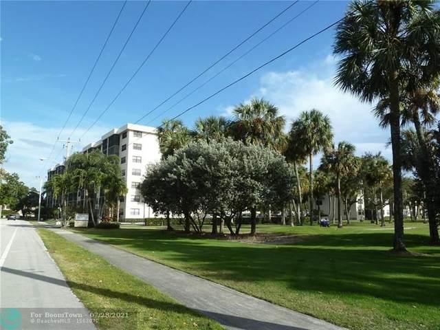 2440 Deer Creek Country Club Blvd 302-C, Deerfield Beach, FL 33442 (#F10293444) :: The Power of 2 | Century 21 Tenace Realty