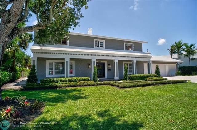 2824 NE 38th St, Fort Lauderdale, FL 33308 (MLS #F10293525) :: Green Realty Properties