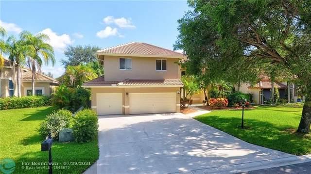 4964 Rothschild Dr, Coral Springs, FL 33067 (MLS #F10293581) :: Berkshire Hathaway HomeServices EWM Realty