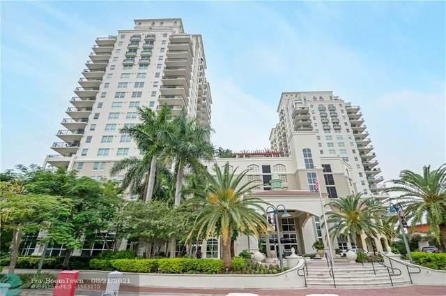 610 W Las Olas Blvd 1221N, Fort Lauderdale, FL 33312 (#F10293822) :: The Power of 2 | Century 21 Tenace Realty