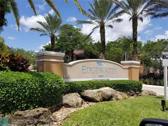 8955 Wiles Rd #205, Coral Springs, FL 33067 (MLS #F10293875) :: Berkshire Hathaway HomeServices EWM Realty