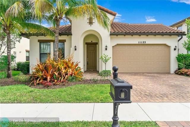 11155 NW 82nd Pl, Parkland, FL 33076 (#F10293981) :: Signature International Real Estate