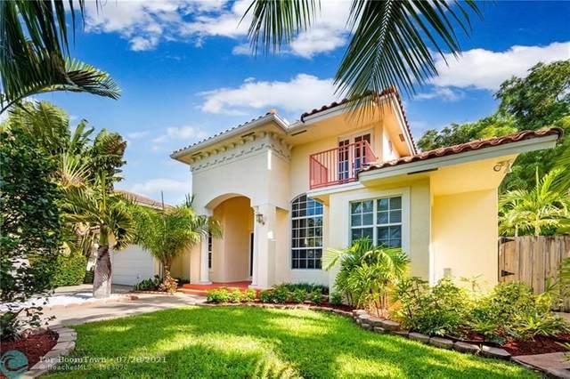 1231 SW 21st St, Fort Lauderdale, FL 33315 (MLS #F10294047) :: The Paiz Group
