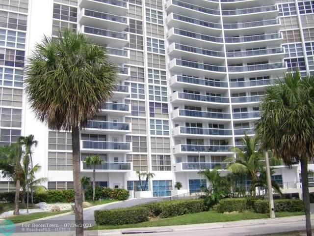 2841 N Ocean Blvd #1009, Fort Lauderdale, FL 33308 (MLS #F10294102) :: Berkshire Hathaway HomeServices EWM Realty