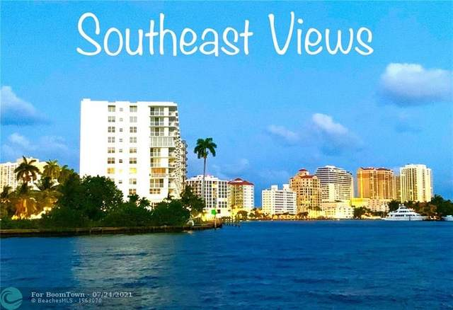 536 Intracoastal Dr, Fort Lauderdale, FL 33304 (#F10294175) :: Dalton Wade