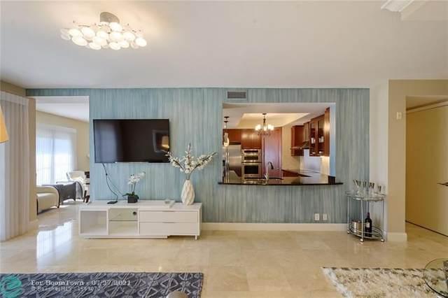 2409 N Ocean Blvd #525, Fort Lauderdale, FL 33305 (#F10294431) :: DO Homes Group