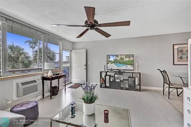 101 N Birch Rd #204, Fort Lauderdale, FL 33304 (MLS #F10294626) :: Berkshire Hathaway HomeServices EWM Realty