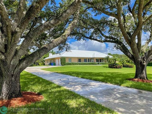 7101 Holatee Trail, Southwest Ranches, FL 33330 (MLS #F10294649) :: Green Realty Properties