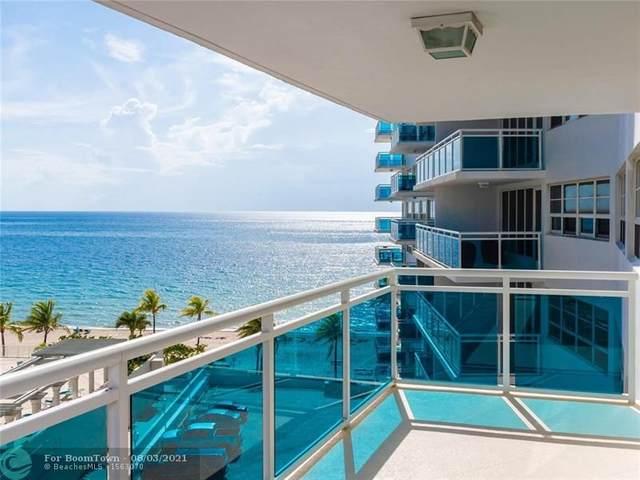 3430 Galt Ocean Drive #702, Fort Lauderdale, FL 33308 (#F10294746) :: Treasure Property Group