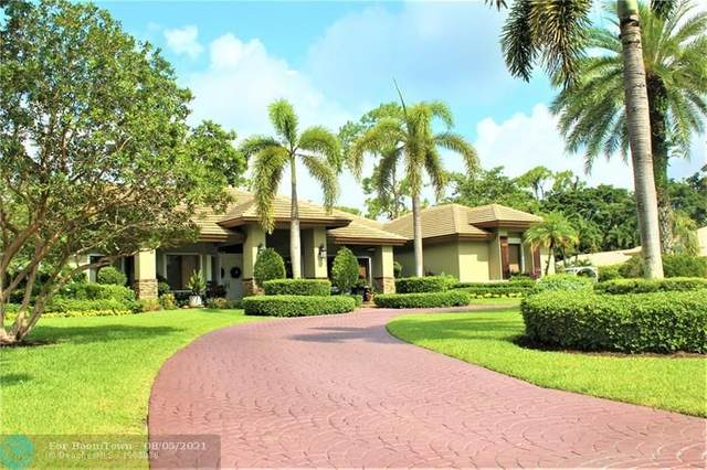 5488 W Leitner Dr, Coral Springs, FL 33067 (MLS #F10295440) :: Berkshire Hathaway HomeServices EWM Realty