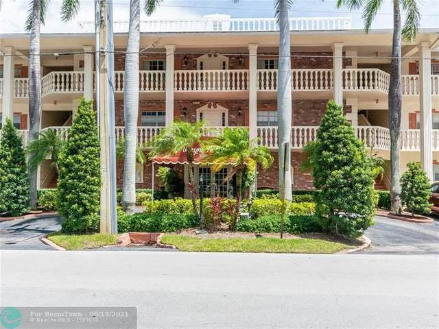 3051 NE 47th Ct #207, Fort Lauderdale, FL 33308 (#F10295764) :: The Power of 2   Century 21 Tenace Realty