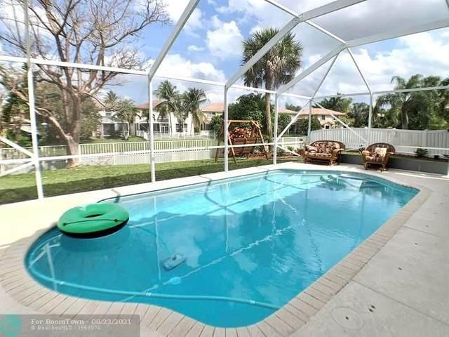 5441 NW 121st Ave, Coral Springs, FL 33076 (#F10295769) :: Heather Towe | Keller Williams Jupiter