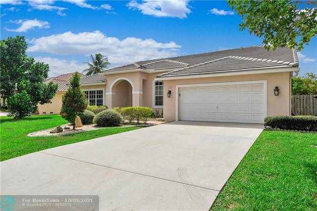 5205 NW 65th Ave, Lauderhill, FL 33319 (#F10296095) :: Posh Properties