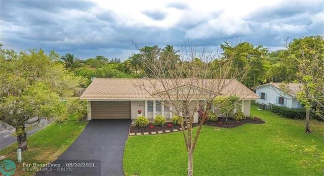7511 NW 40th Pl, Coral Springs, FL 33065 (MLS #F10296179) :: Green Realty Properties