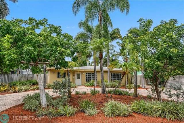 1631 NE 36th St, Oakland Park, FL 33334 (#F10296267) :: Posh Properties