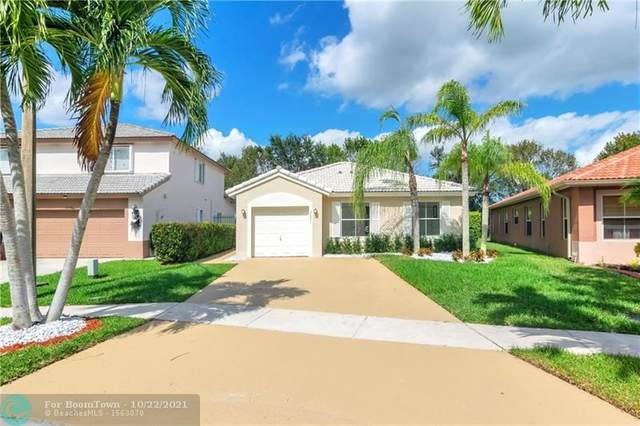 20871 NW 22nd Ct, Pembroke Pines, FL 33029 (MLS #F10296708) :: Berkshire Hathaway HomeServices EWM Realty