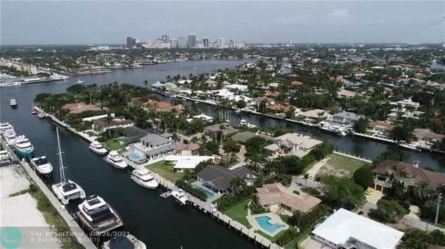 2536 Mercedes Dr, Fort Lauderdale, FL 33316 (MLS #F10296734) :: Green Realty Properties