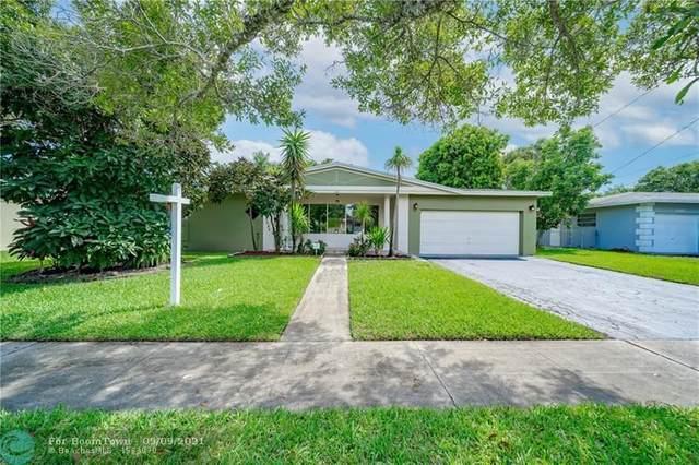5340 SW 5th St, Plantation, FL 33317 (MLS #F10297354) :: Castelli Real Estate Services