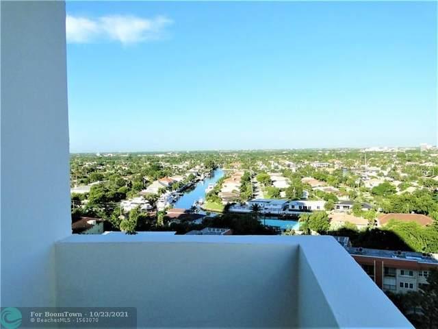 4250 Galt Ocean Dr 12A, Fort Lauderdale, FL 33308 (MLS #F10297671) :: The DJ & Lindsey Team