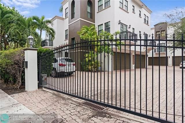 1344 Bayview Dr #1344, Fort Lauderdale, FL 33304 (#F10299309) :: Ryan Jennings Group