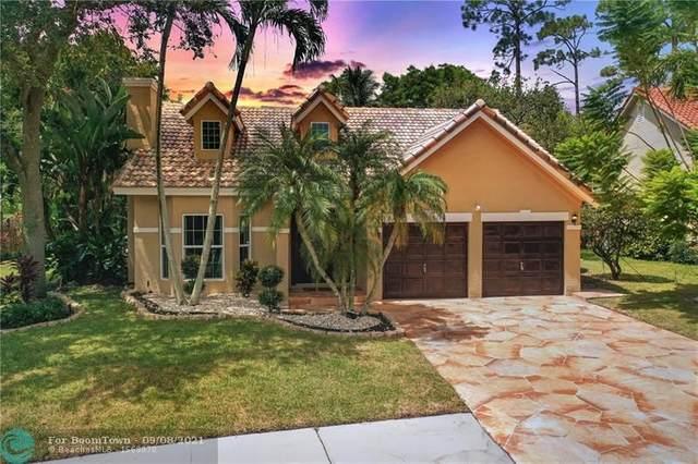 5951 NW 65th Ct, Parkland, FL 33067 (#F10299526) :: Michael Kaufman Real Estate