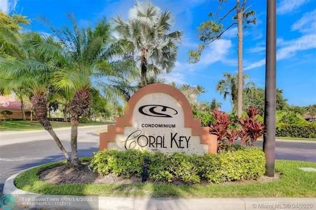 3460 N Pinewalk Dr #334, Margate, FL 33063 (MLS #F10299646) :: GK Realty Group LLC