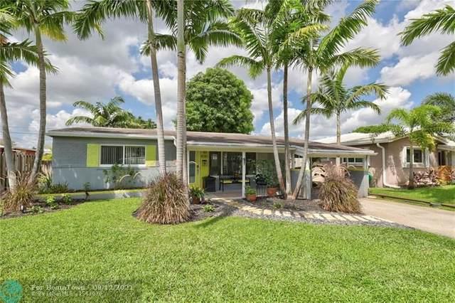 4781 NE 6th Ave, Oakland Park, FL 33334 (MLS #F10299660) :: Castelli Real Estate Services